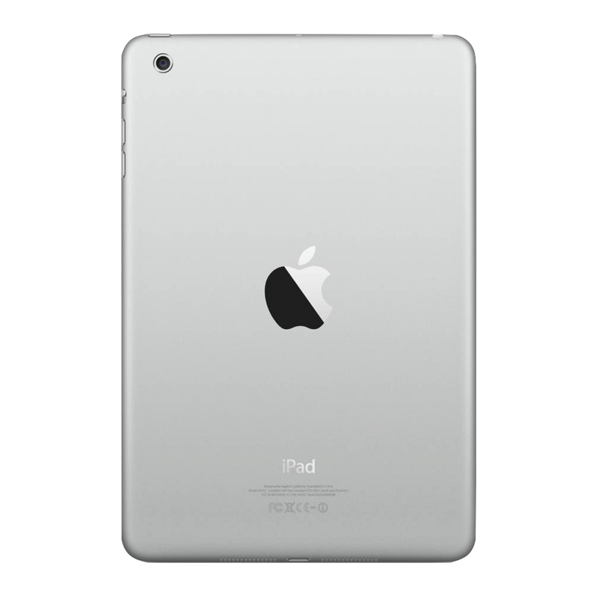 iPad Mini 4 ErsatzGeh228useBackcover Einheit SilberIpad 3 Back Png